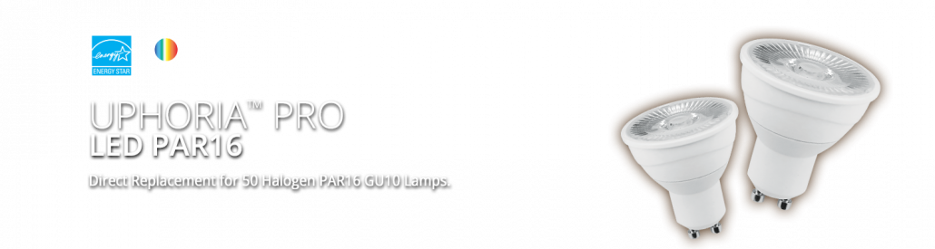 ... Booth 5624 At Lightfair 2018 On 5/8   5/10 PRODUCT NEWS | Ushio America  Introduces New ENERGY STAR® Certified Uphoria™ PRO LED PAR16 Lamps With 90+  CRI ...