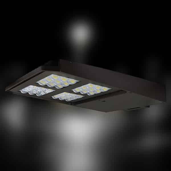 SAL Series Slim Area Light LED Light Fixture