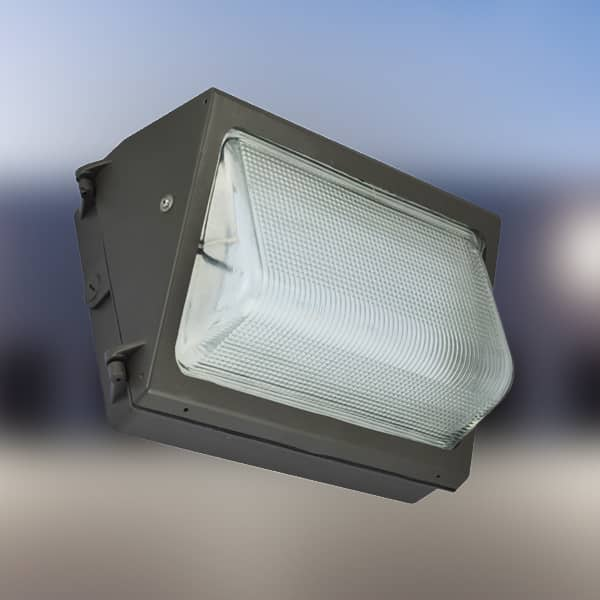 Lights Of America Led Wall Pack: TWP Series Traditional Wall Pack LED Fixture
